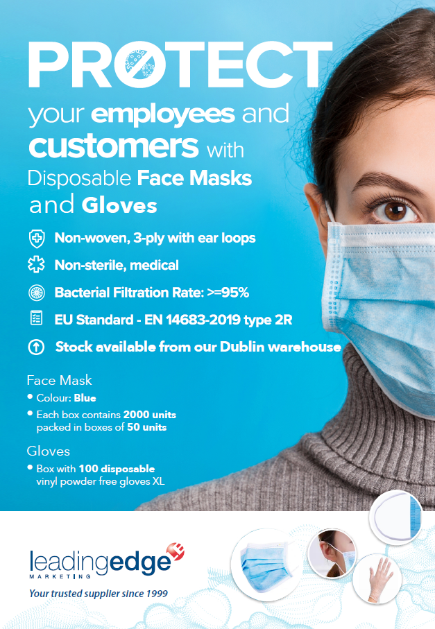 Disposable Masks and Gloves